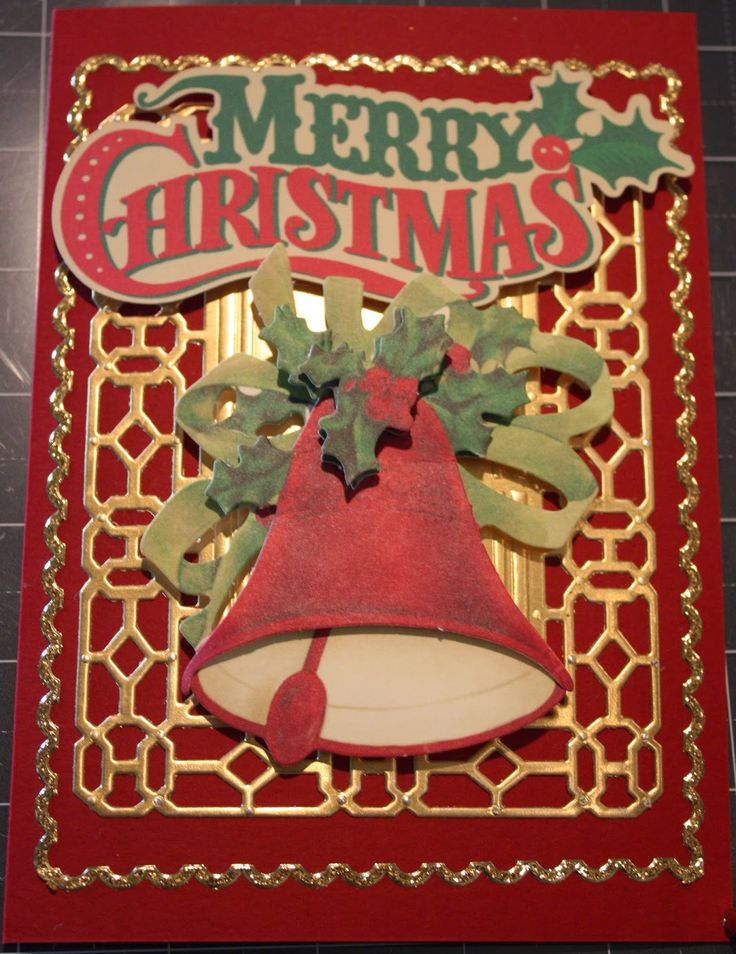 DAV Designs: CHRISTMAS CARD 2