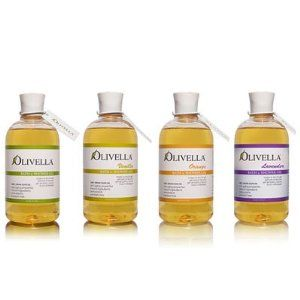 Olivella Bath and Shower Gel Lavender - 16.9 Oz, Pack of 3 by Olivella. $25.09. TRIPLE VALUE PACK! You are buying THREE of Olivella Bath & Shower Gel Lavender, Lavender 16.9 oz. Quantity: MULTI VALUE PACK! You are buying Description: BATH & SHOWER GEL,LAVNDR Unit Size: 16.9 OZ Brand: OLIVELLA. the product is not eligible for priority shipping. Save 24%!