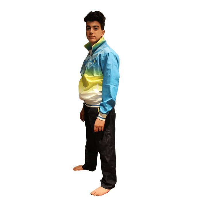 Chandal Protec Azul - €49.90   https://soloartesmarciales.com    #ArtesMarciales #Taekwondo #Karate #Judo #Hapkido #jiujitsu #BJJ #Boxeo #Aikido #Sambo #MMA #Ninjutsu #Protec #Adidas #Daedo #Mizuno #Rudeboys #KrAvMaga