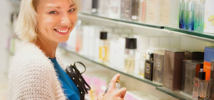 Jenny's Living Space: How Perfume Messes With Your Hormones (Even If You...
