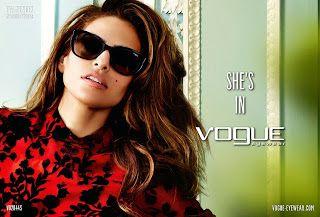 Colección gafas de sol Vogue otoño-invierno 2013/2014