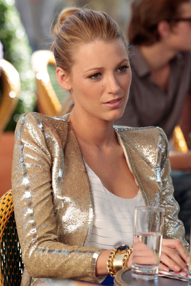 Pin for Later: Gossip Girl: Where Are the Stars Now? Blake Lively as Serena van der Woodsen