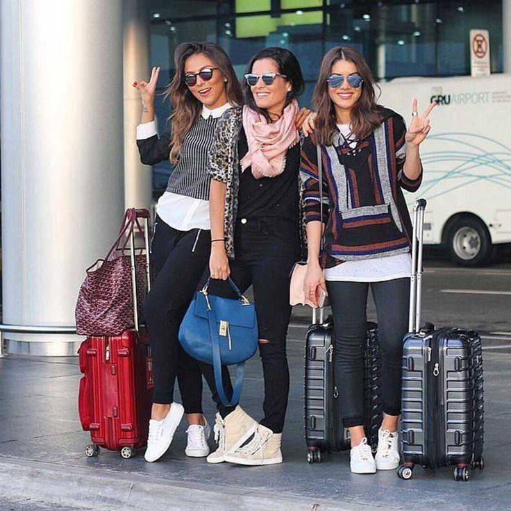 20 Tenidas Perfectas Para Viajar | Cut & Paste – Blog de Moda