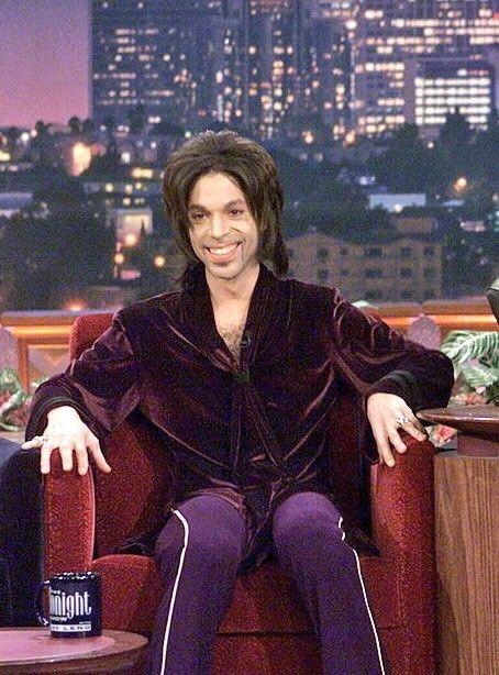 Prince - Jay Leno Show 2000