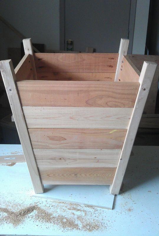 33 Best Wood Planter Tree Box Images On Pinterest Wood 400 x 300