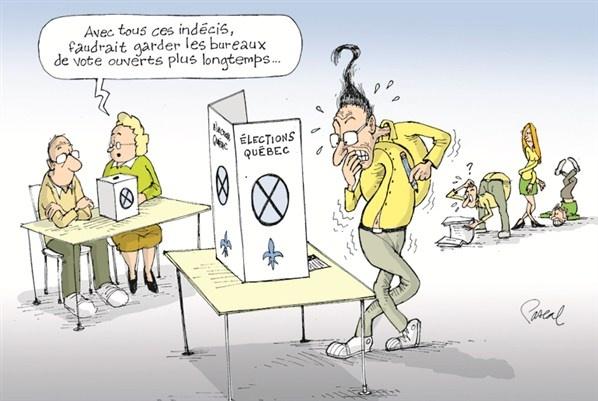 La caricature du jour - Mardi 4 septembre (© Pascal Elie)