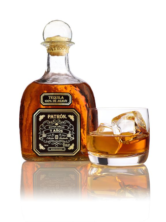 Patrón Añejo 7 Años - aged seven years to perfection. | #patron #tequila #simplyperfect