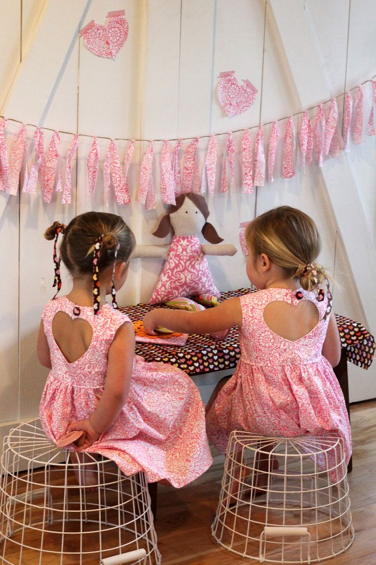 Tea Party Games & Crafts