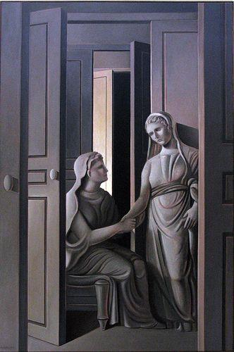 """""""Farewell"""" - Karavouzis Sarantis (1938 )"""