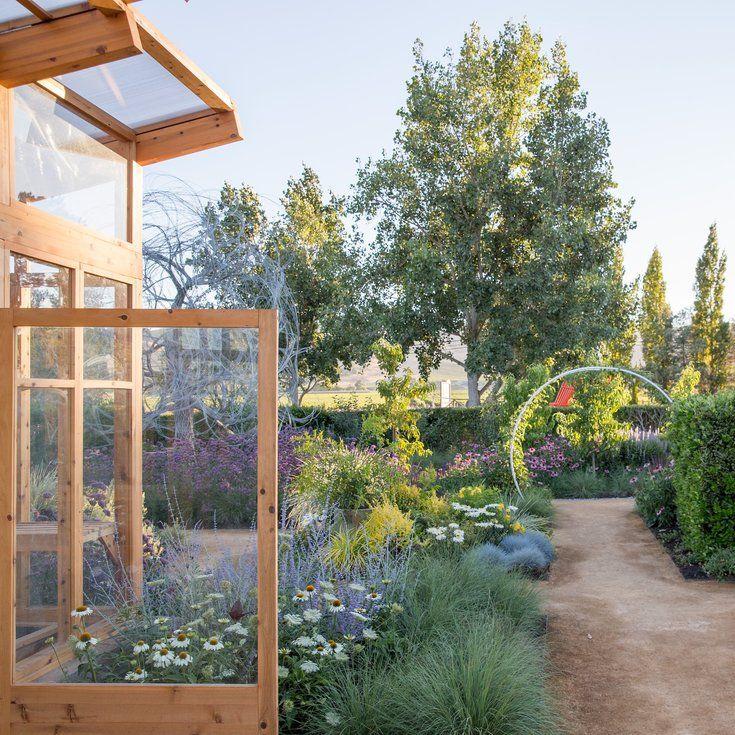 Sunset Test Gardens + Outdoor Test Kitchen