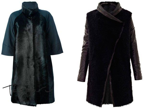 пальто из искусственного меха комбинированного: 20 тыс изображений найдено в Яндекс.Картинках