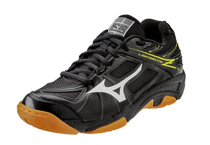 Mizuno Wave Lightening Star Z Junior Volleyball Shoe from Aries Apparel #AriesApparel #Volleyball #Shoes