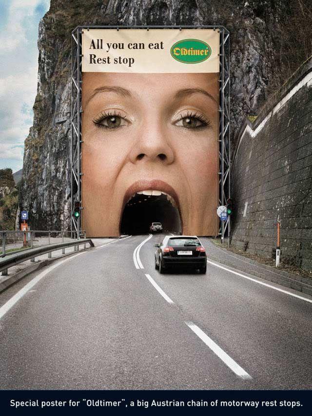 127 best images about Creative Ads on Pinterest | Billboard design ...