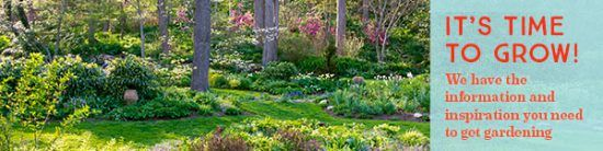 Spring Garden Marketing Kit — Timber Press