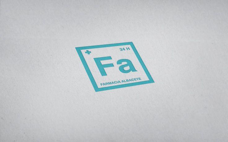 Farmacia Albacete 24h logotipo