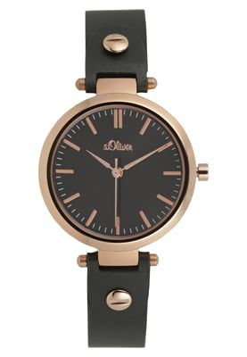 s.Oliver SO-2889-LQ - Watch - roségoldfarben for £100.00 (14/08/16) with free…