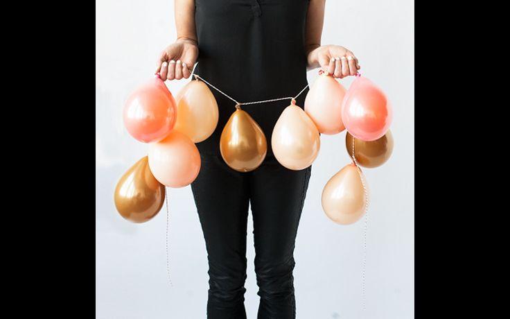 Ruby Rabbit Lovesome Mini Balloon Garland   Mini Balloons for sale in