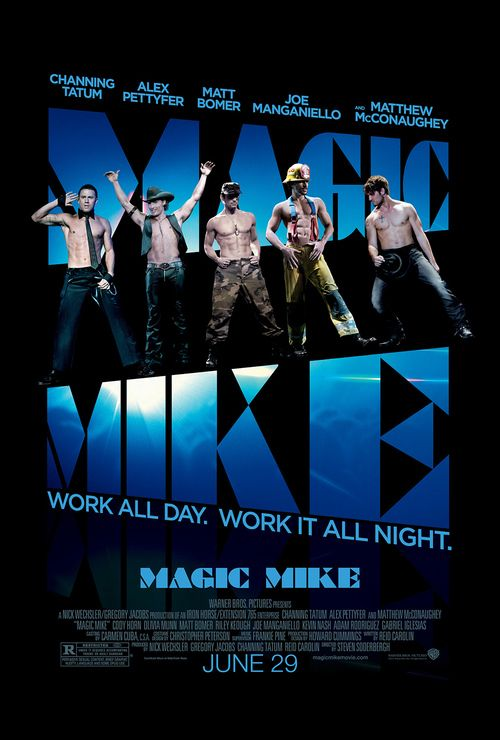 Watch Magic Mike Full Movie Online