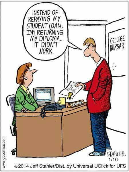 #StudentDebtSentence #CollegeForAll #BernieCares #OurRevolution