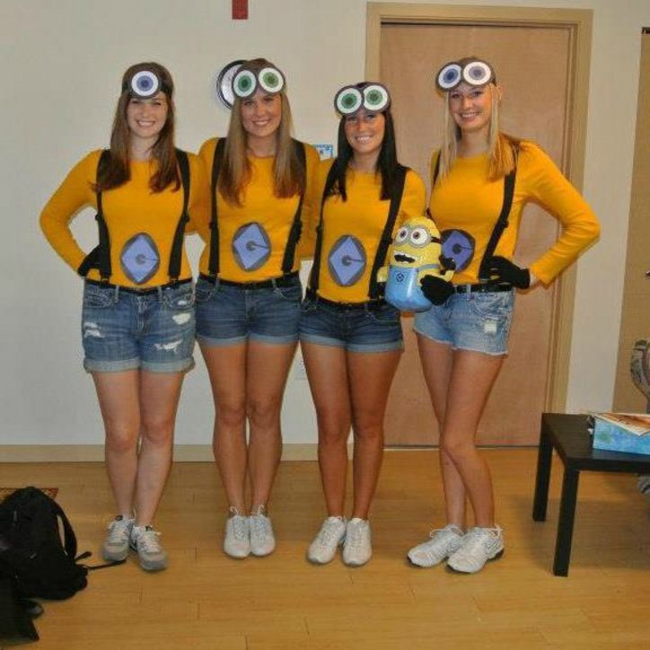 25 Best Ideas About Minion Costumes On Pinterest Diy & Minion Costumes Ideas - Meningrey