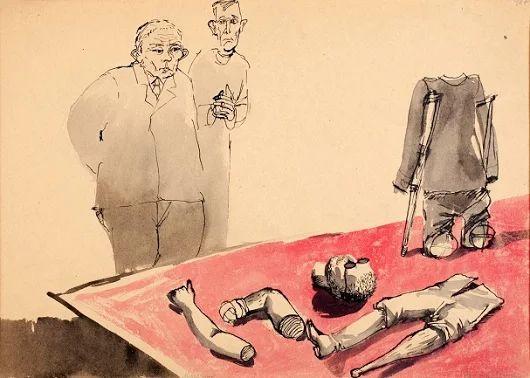 Actividad - Luc Tuymans y Andrzej Wajda - Dos lecturas de Andrzej Wróblewski