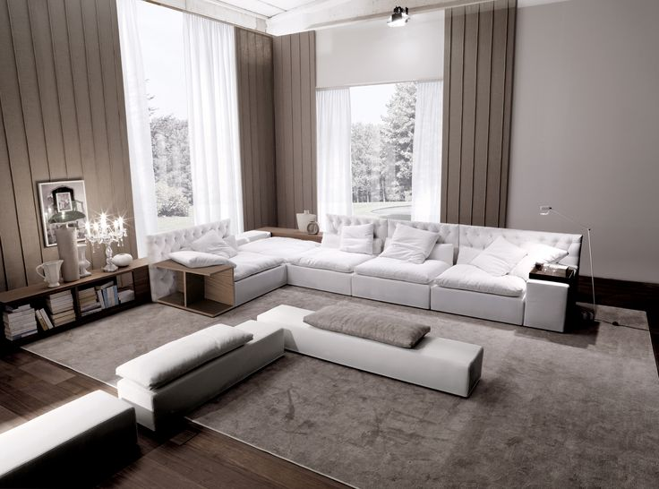 Dominio Capitonnè #sofa #design #furniture #home #italianbrand #frigeriosalotti #living #style