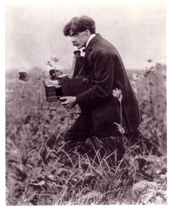 Stieglitz par Heinrich Kühn, c 1904