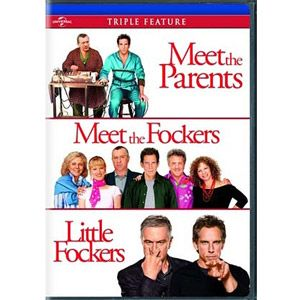 Meet The Parents / Meet The Fockers / Little Fockers (Anamorphic Widescreen)