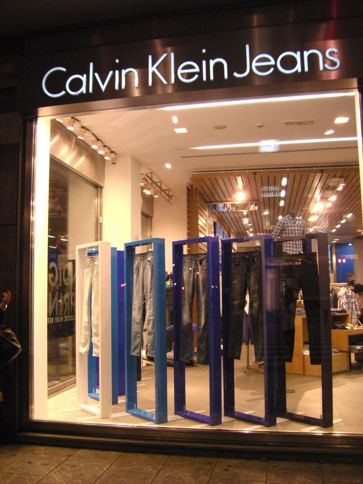 30 Best Calvin Klein Window Display Design Images On