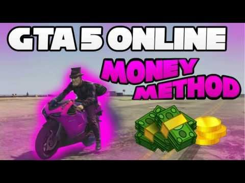 GTA 5 ONLINE How To Make Money Fast Online (Any Level Get's Money) GTA V Game play [funny moments]: Great cash tool for every platform (PC,…