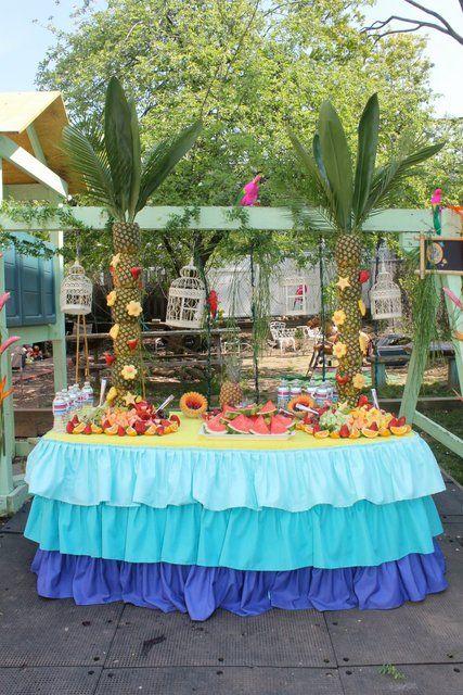 "Photo 24 of 42: Rio the Movie / Tropical Fiesta / Birthday ""Aliyah's ""RIO"" 2nd Birthday "" | Catch My Party"
