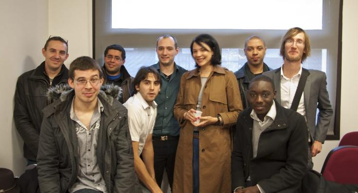 Félicitations à nos candidats au titre de Concepteur Développeur Informatique (formation diplômante niveau bac+3)