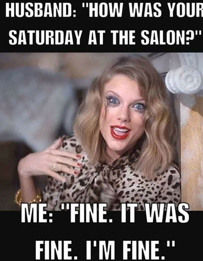 Hairstylist Memes Quotes