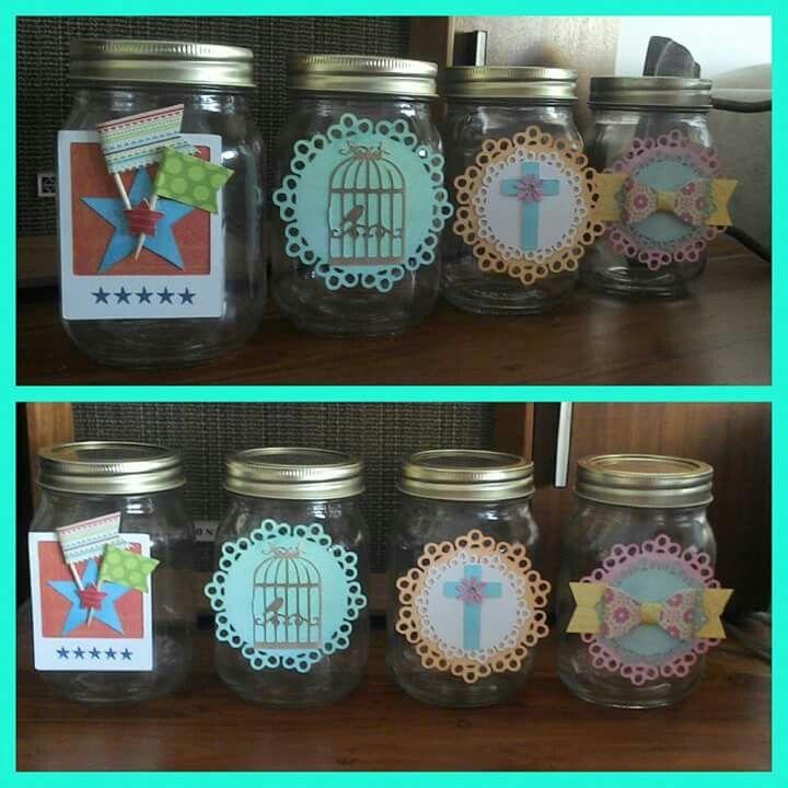 My jar/ fiestas/ único/ para cada ocasión/ ecológico/ hecho a mano
