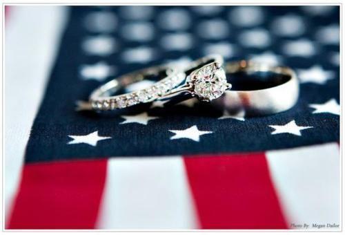 military love wedding ideas pinterest wedding ring shots and military love - Military Wedding Rings