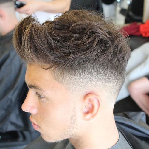 Incredible The 25 Best Ideas About Mens Fade Haircut On Pinterest Mens Short Hairstyles For Black Women Fulllsitofus