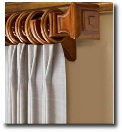 Wood Trends And 1 Diameter Curtain Rods