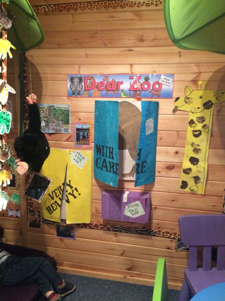 Innovative Classroom Resources : Best dear zoo ideas on pinterest eyfs