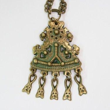 """pendant from Karkku"""