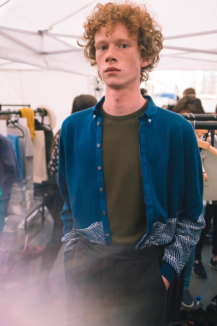 John Smedley SS18 Backstage! - Fucking Young!