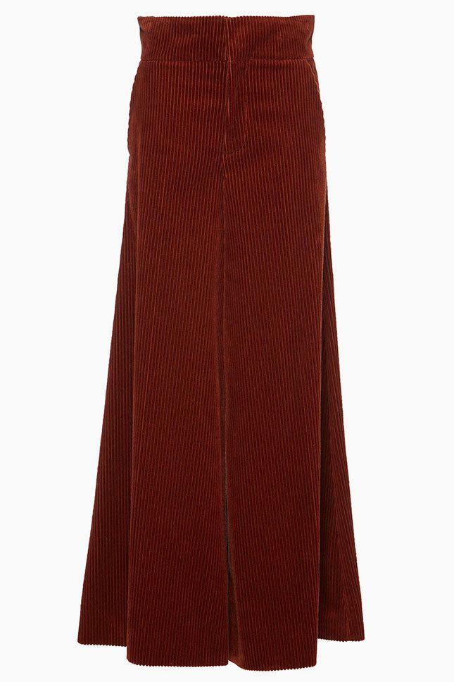 Широкие длинные брюки — достойная замена юбкам зимой — и днем, и вечером | Мода | Выбор VOGUE | VOGUE