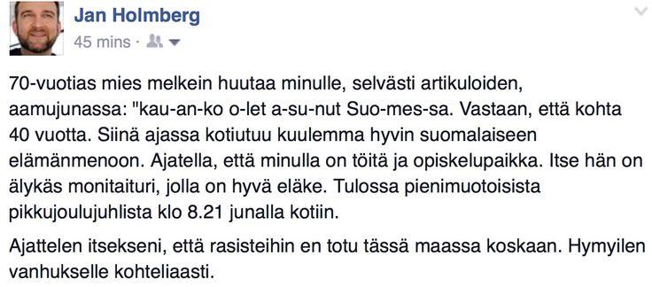 Suomalaisten vanhempieni Suomessa syntyneenä lapsena kohtaamani #arkirasismi. Miltä oikeasta ulkomaalaisesta tuntuu?