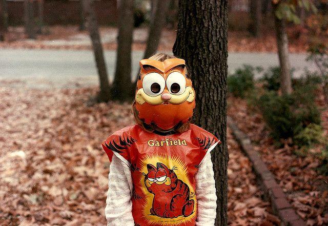 mr GarfieldOld Schools, Childhood 80, Halloween Costumes, Costumes Body, Childhood Yes 0, High Memories, 80S Childhood, Heart Garfield, Garfield Costumes