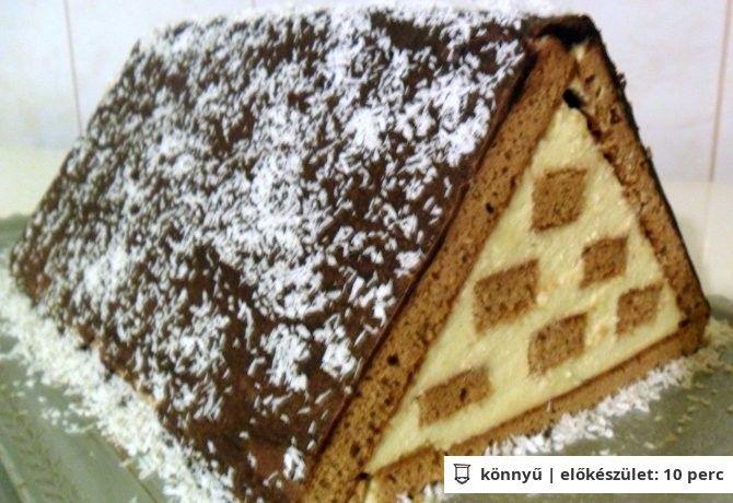 Mézes háztető sütés nélkül