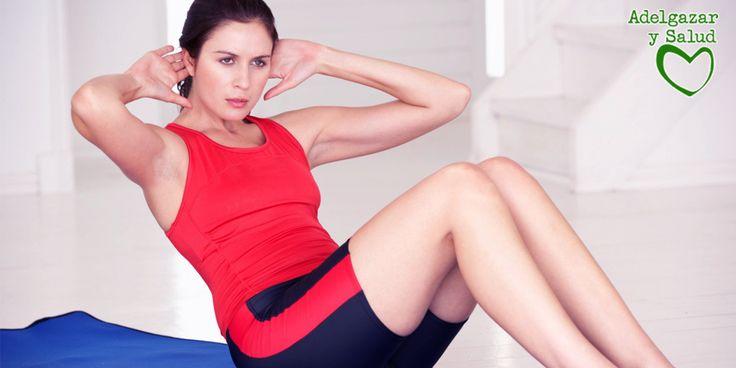 Aprende una rutina perfecta para obtener los mejores #Abdominales #Fitness #Ejercicios #Tips #Adelgazar