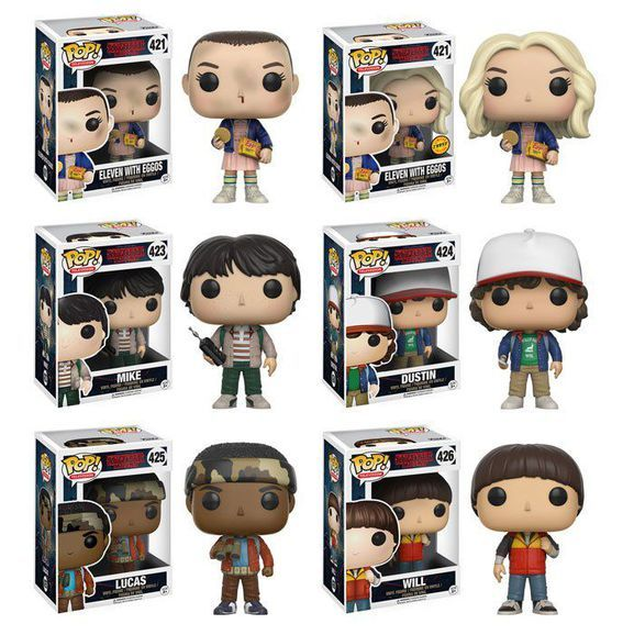 Relive the creepiest 'Stranger Things' moments with cute Funko figures!
