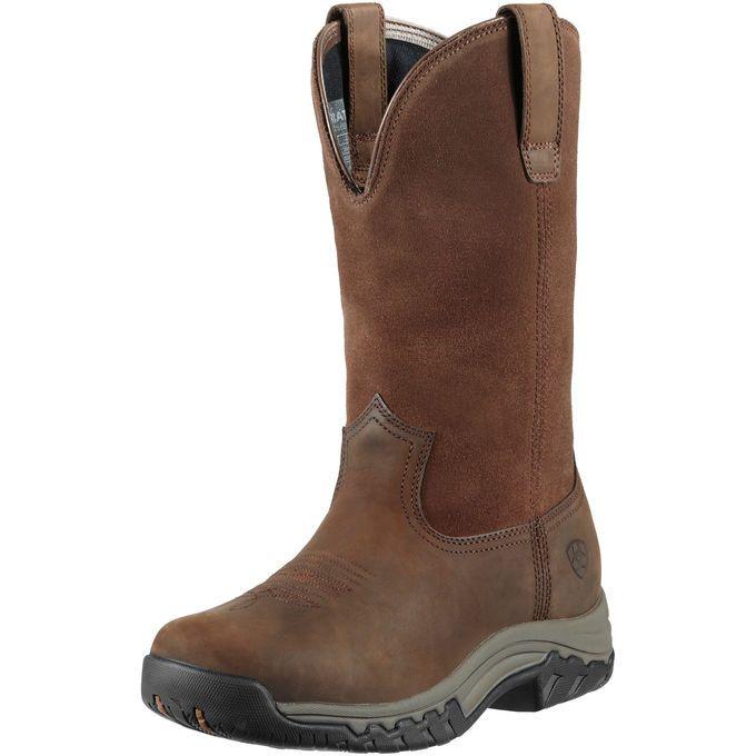 Terrain Pull-On Waterproof Boot