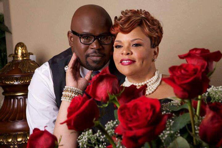 David and Tamala Mann beautiful black couple