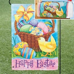 1000 Images About Easter Garden Flag On Pinterest He