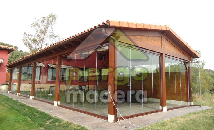 Porches de madera de exterior o acristalados su porche de - La mejor madera para exterior ...